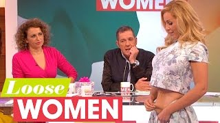 Josie Gibson On Getting Skin Removal Surgery | Loose Women