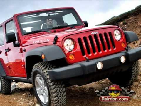 2010 Rairdon Jeep Wrangler Unlimited Seattle WA - YouTube