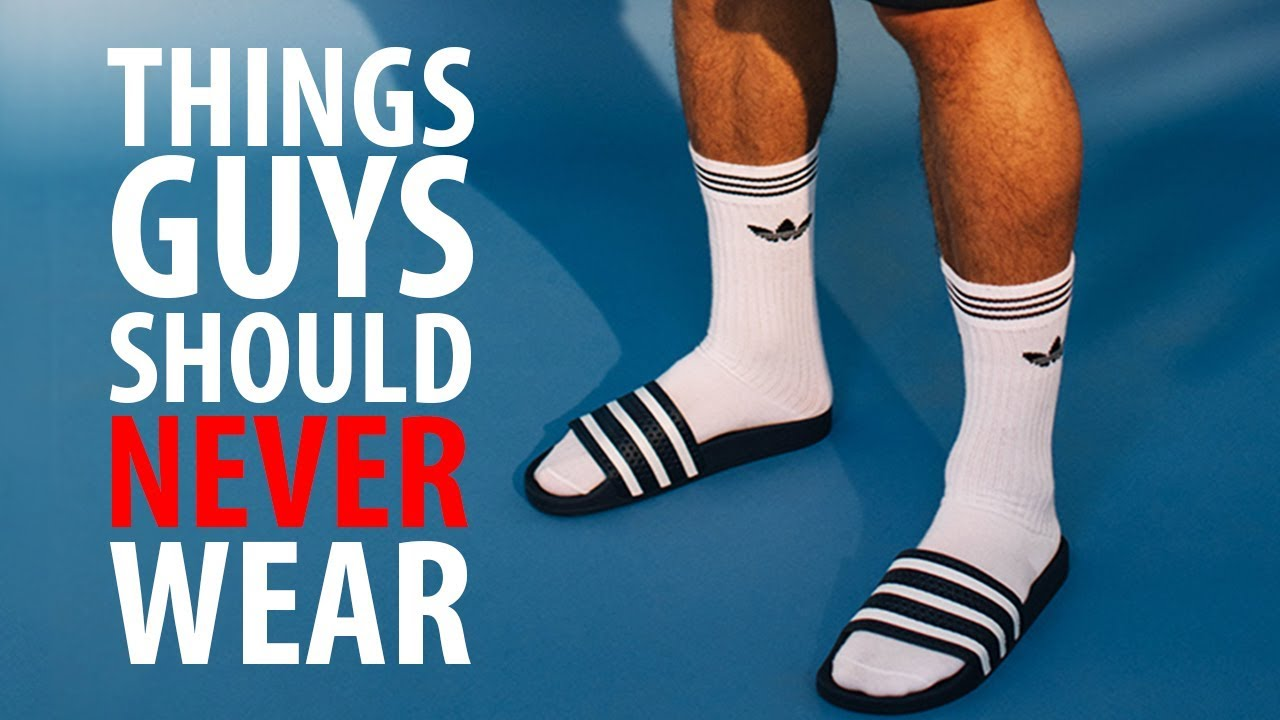 5 Things Men Should NEVER Wear | Stop Wearing This! | Alex Costa