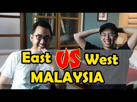East Malaysia vs West Malaysia (feat. @Dan_Khoo)