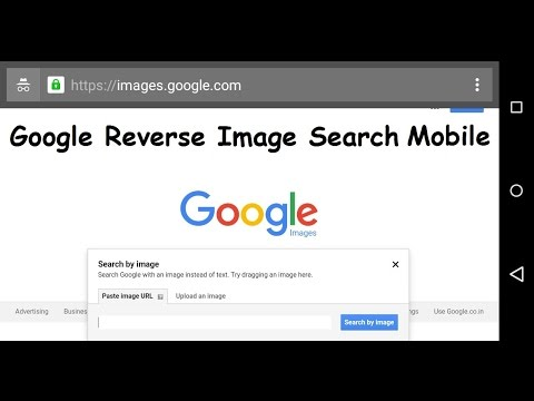Image search mobile app