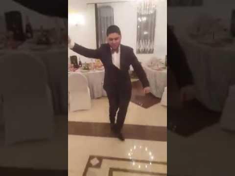 Ahmed fabian - cel mai tare dansator