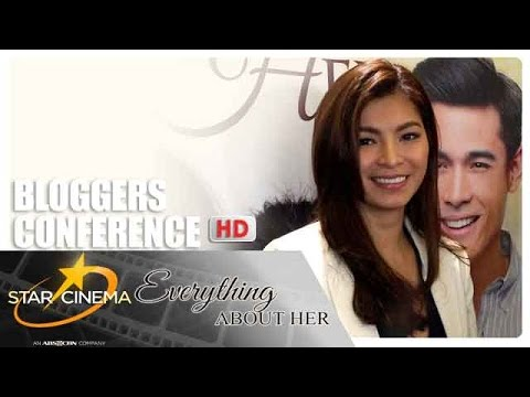 [FULL] Bloggers Conference with Angel Locsin | 'Everything About Her' | Star Cinema