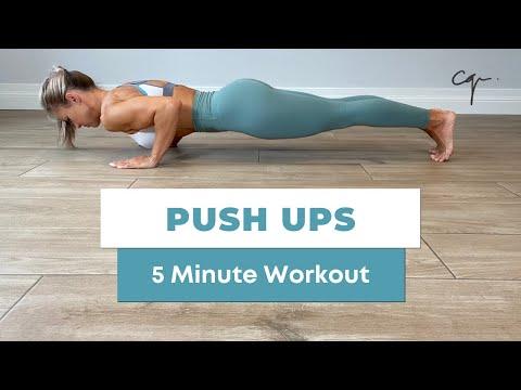 5 Minute Push