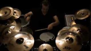 Tim Zuidberg - Cliffs of Gallipoli - Sabaton Drumcover