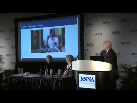 RSNA 2010 PEM and MRI NIH Trial Naviscan Press Conference