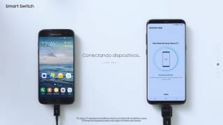 Samsung Galaxy S8 - How to SmartSwitch