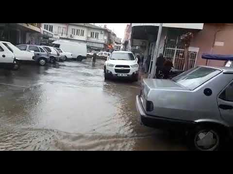 Küçük Menderes'i yağmur vurdu 2