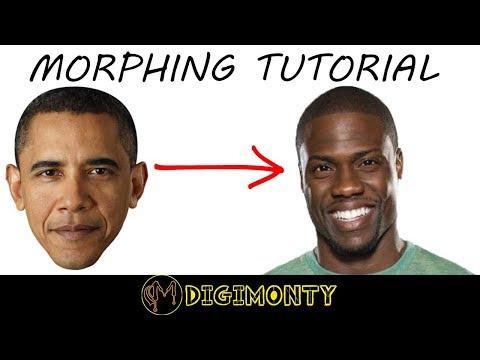 Видео уроки abrosoft fantamorph 5