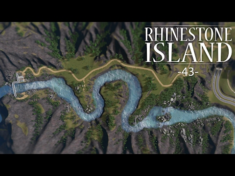 "Cities Skylines - Rhinestone Island [PART 43] ""Northern Valley"""