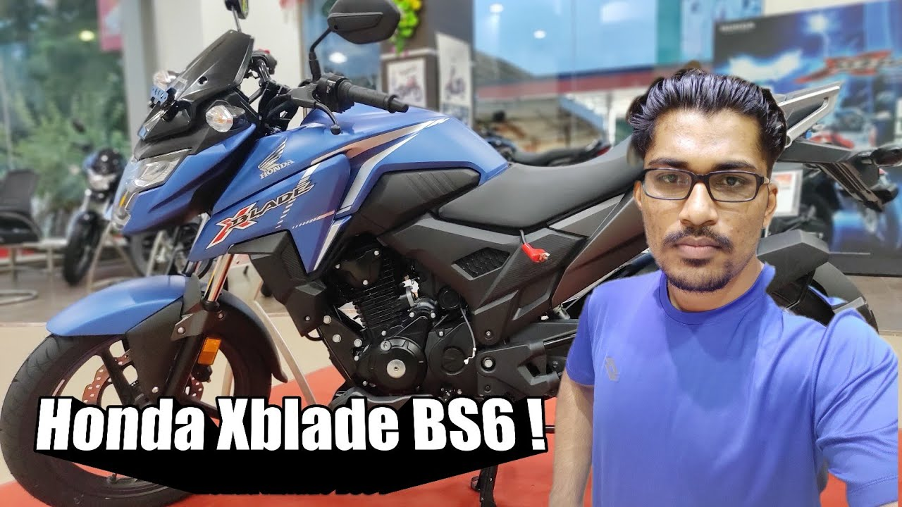 Honda Xblade BS6 Changes and Overview !