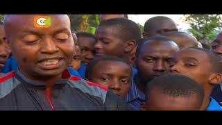Mwanafunzi auliwa katika shule ya upili ya Dagoretti, Nairobi