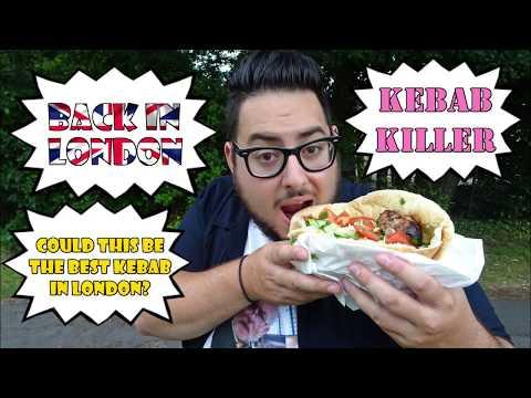 Kebab Killer - Ep. 07: Dionysus (Southgate, London) - The Greeks Favourite Kebab Spot