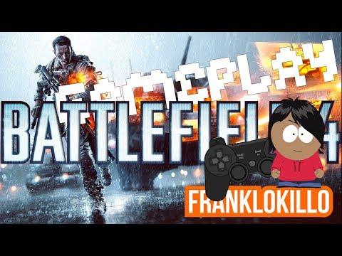 Muriendo en Battlefield 4///Dying in Battlefield 4