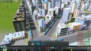 City Skylines Стройка 4 от нуля до миллиона четвертая часть/Строим мегаполис/лучшая игра
