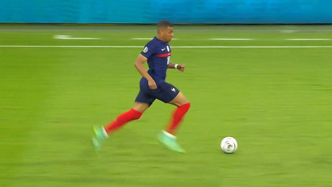 When Kylian Mbappé Hits TOP SPEED