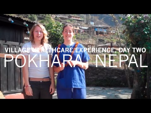 Download Nepal Village Experience with Nina and Sally - Day Two