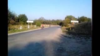 Экстрим вело-тур субботнего дня