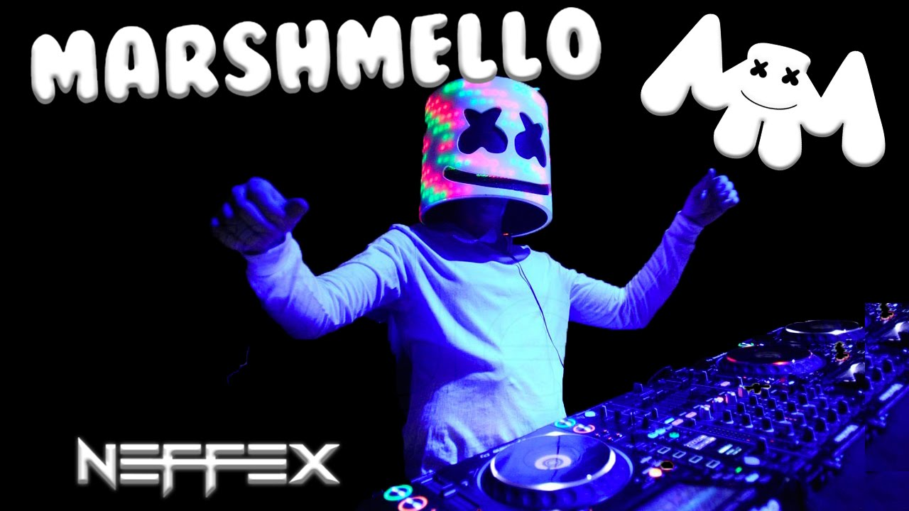 Marshmello - WroNg (NEFFEX Remix) [Live]