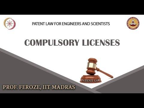 Compulsory Licenses