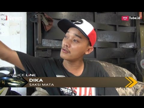 Gasak Uang & Laptop, Geng Motor Bercelurit Serang Warung Pecel Lele di Pejaten - Police Line 13/02 Mp3