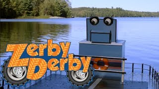 Zerby Derby |🚗| STUCK IN THE MUD |🚧| FILL-A-VATOR |⛴️| FERRY WINDY DAY | Season 2 | Full Episodes