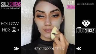 Tutorias de maquiagem técnicas incríveis❤️