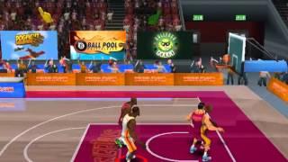 Basketball Jam - Flash Game - Casual Gameplay