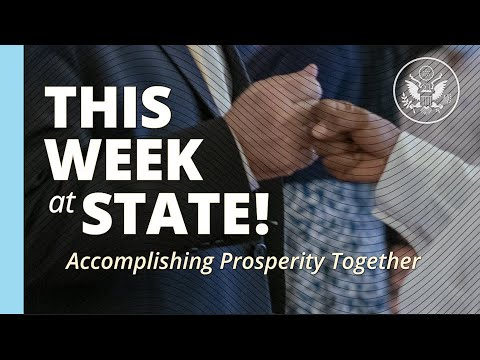 This Week At State - The Department Of State Week In Review
