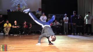 Jelly vs Fridge | Top 64 | Just Jam Intl 2015 | FSTV