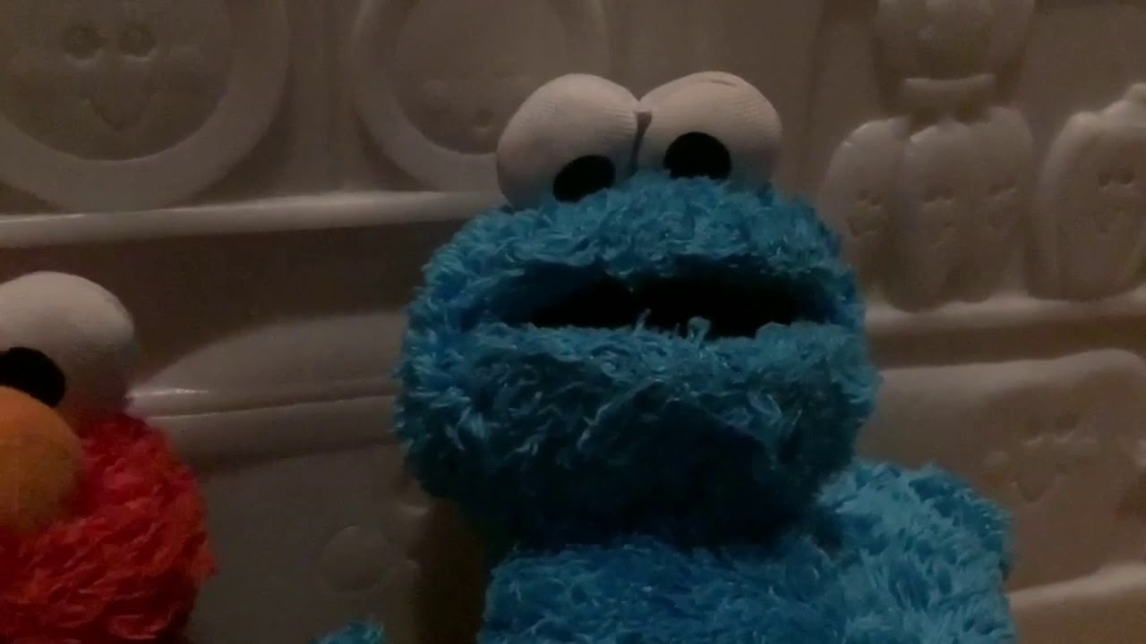 Cookie Monster Is Back To The Magic World (Episode 1 The World Of Silliness)