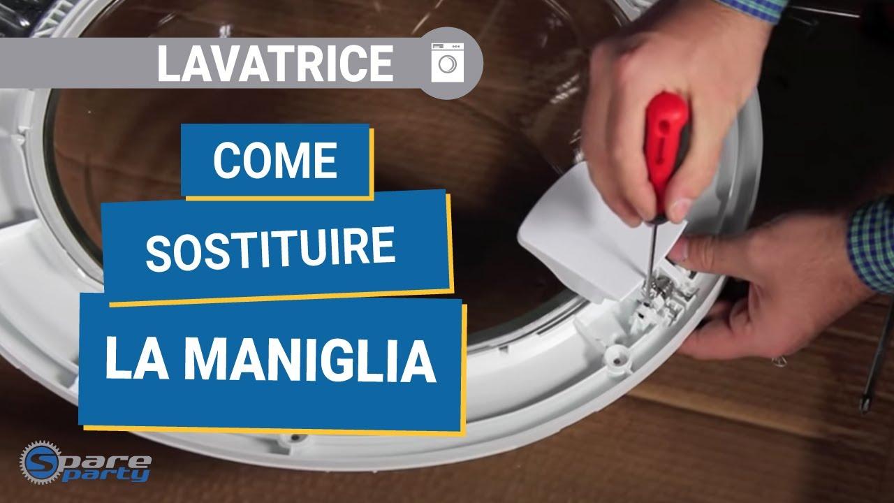 Come Sostituire La Maniglia Di Una Lavatrice