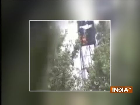 India destroys Pakistan's watch tower after Pak Rangers incessant shelling distrubs life in J&K