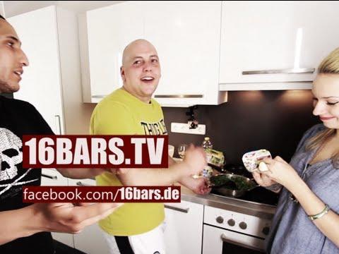 Visa Vie kocht mit Celo & Abdi in Berlin (16BARS.TV)