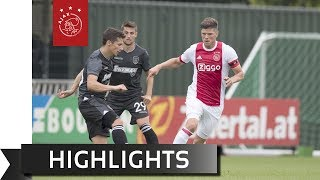 Highlights Ajax - PAOK Saloniki