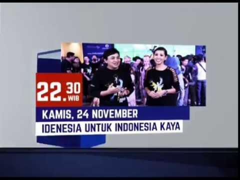 Idenesia: Indonesia Menari 2016