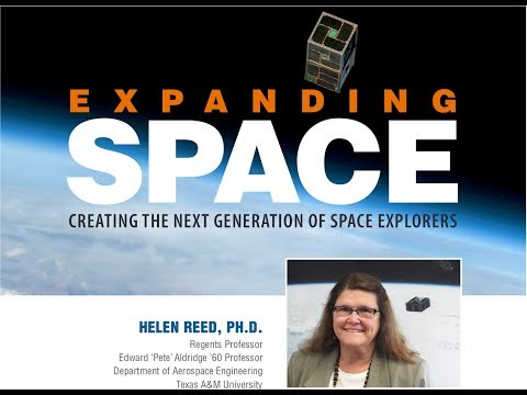 "RSI Spaceport Lecture: ""Creating the Next Generation of Space Explorers"" - Dr. Helen Reed"