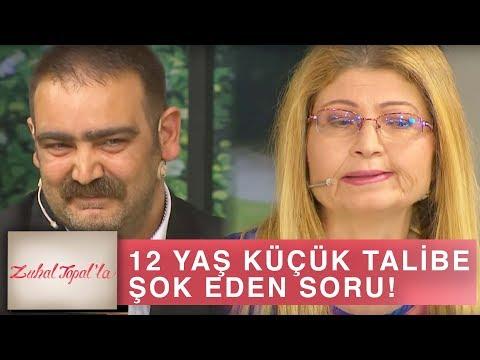 Zuhal Topal'la 199. Bölüm (HD) | Ayşegül Hanım Kendisinden 12 Yaş Küçük Talibine Ne Sordu!