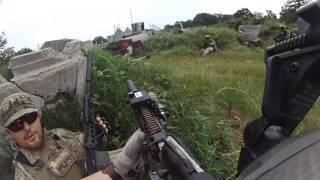 RedHorse Unit at American Milsim Broken Home 3 05.23-05.25.2014