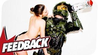 Halo - Loser sind Sexisten! I Troll-Kolumne von Wagner I FEEDBACK