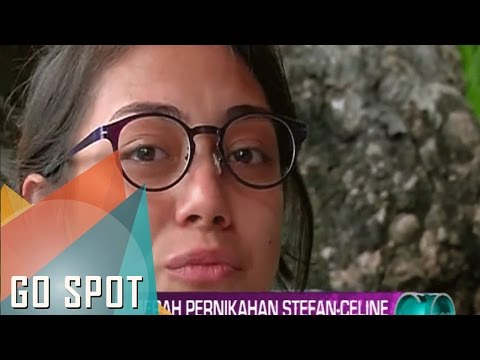 Noktah Merah Perkawinan Celine dan Stefan William [GoSpot] [12 Nov 2016]