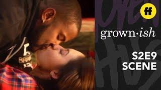 grown-ish Season 2, Episode 9   Aaron and Ana Get It On   Freeform