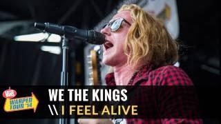 We The Kings - I Feel Alive (Live 2014 Vans Warped Tour)