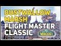 Theramore Isle Dustwallow Marsh Flight Master WoW Classic