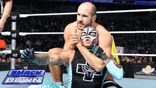 Big Show & Rey Mysterio vs. The Real Americans: SmackDown, Jan. 24, 2014