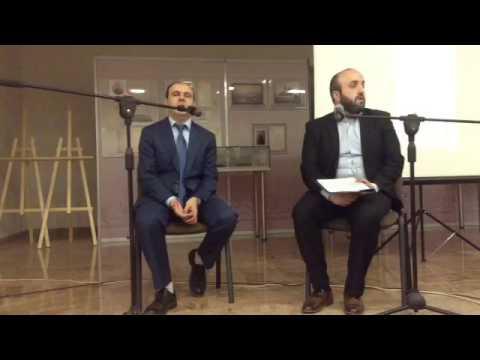 Презентация книги Отцы Армянской Церкви о духовной жизни 2