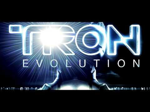 Tron Evolution Ambient Mix Soundtrack - Depth of Field Mix