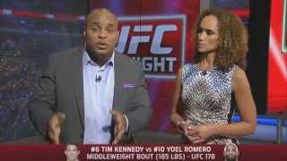 Daniel Cormier named co-host of UFC TONIGHT on FOX Sports 1