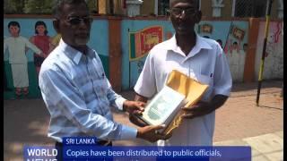 Ahmadiyya Muslim Community campaign to distribute Qurans in Sri Lanka