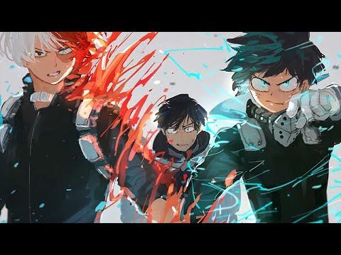 My Hero Academia Season 2 OST - Trinity / Sanmittai 🔥